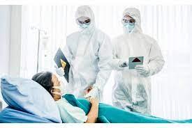 En contact de l'établissement de santé